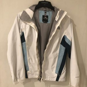 The north face hyvent  women's jacket size S/P